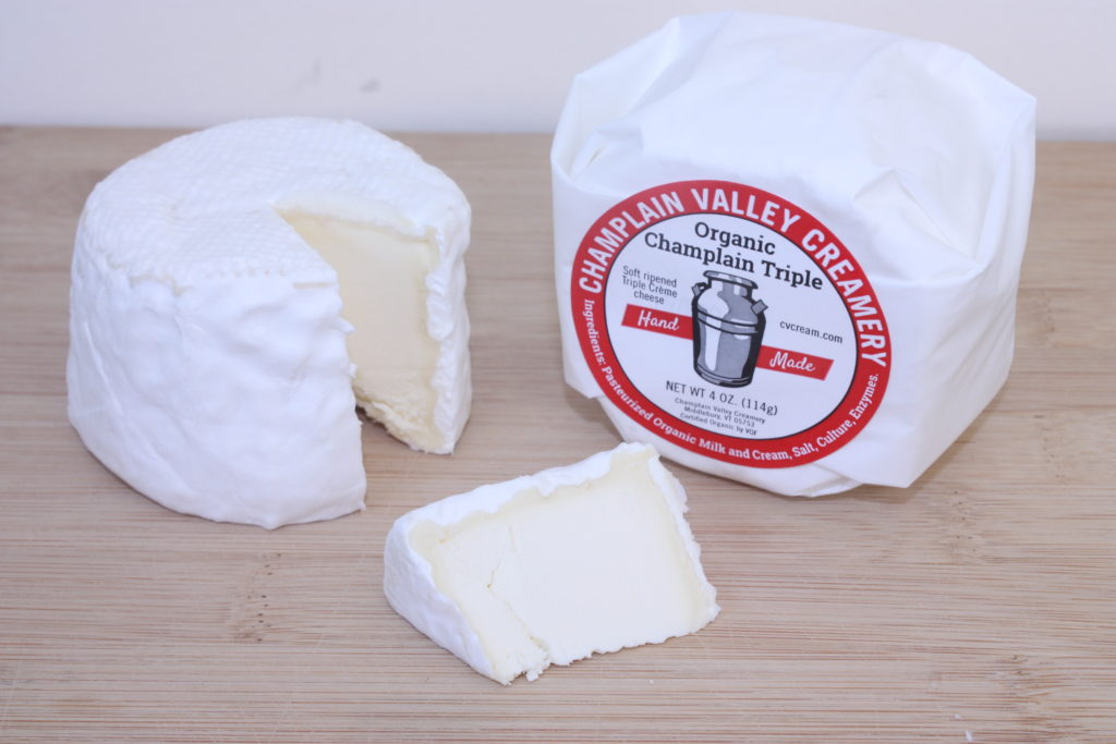 A Soft-Ripened Cheese Plate of Canadian Award-Winners